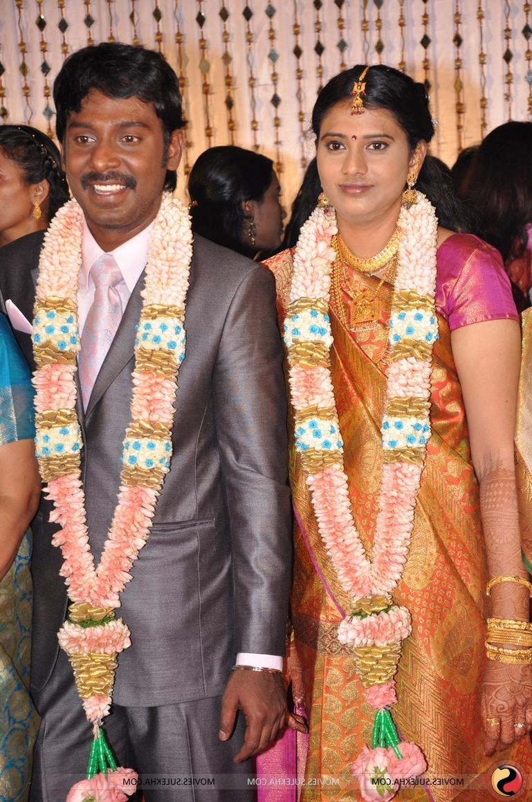 Chennai 28 Vijai Wedding Reception Pictures