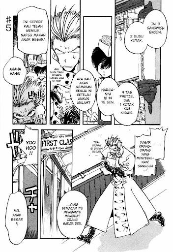 Trigun Manga Online Baca Manga 05 page 1