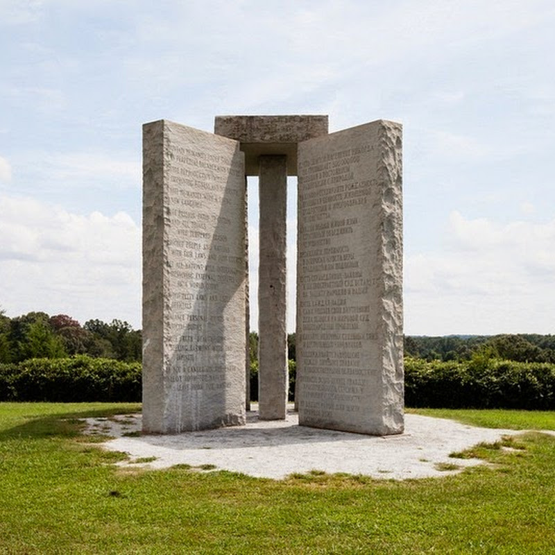 Georgia Guidestones: The Doomsday Monument