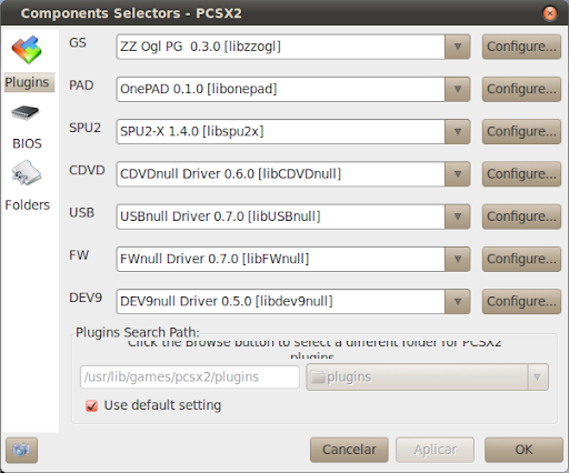 pcsx2 download with bios and plugins