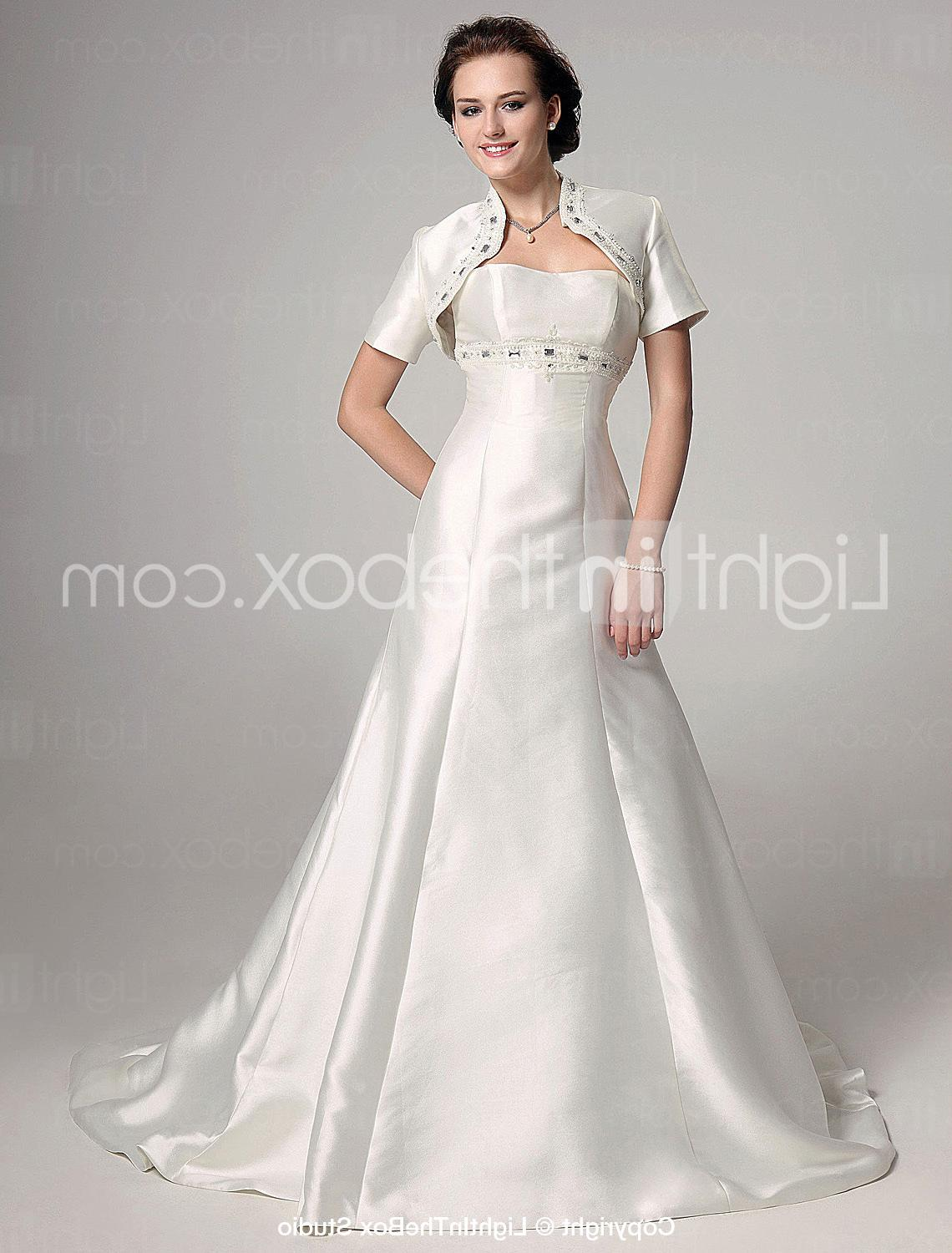 Crystal Wedding Dress with