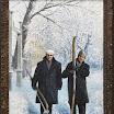На лыжную прогулку.Холст,масло,1961г.jpg