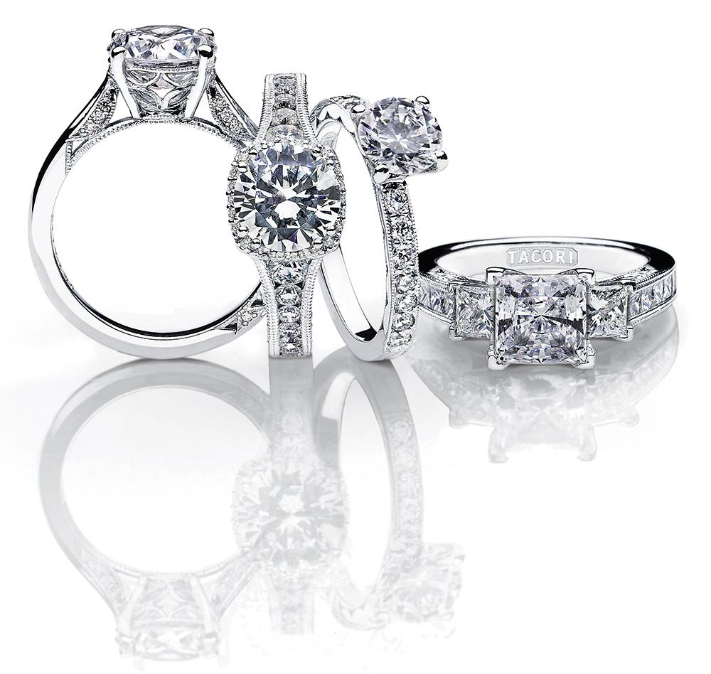 Tacori Engagement Wedding