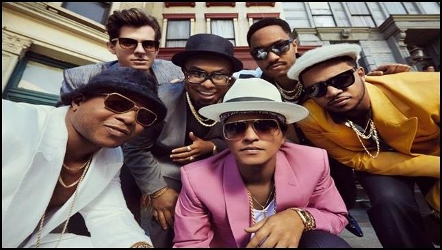 Mark Ronson & Bruno Mars - Uptown funk