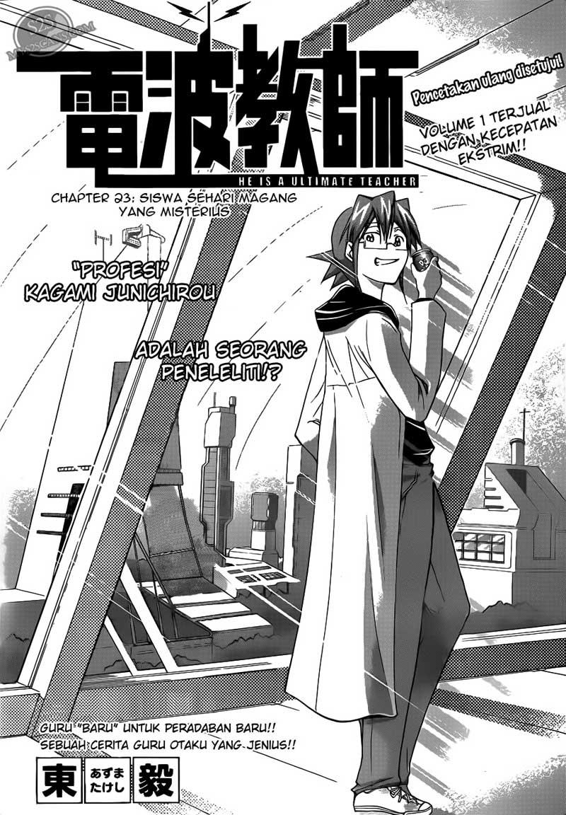 Komik denpa kyoushi 023 24 Indonesia denpa kyoushi 023 Terbaru 0|Baca Manga Komik Indonesia|