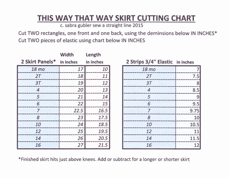 this way that way skirt cutting guide sew a straight line