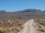 Tonqua Karoo. I thought it was pretty, but others were a bit bored with endless views of shrubs and barbed wire fences :)