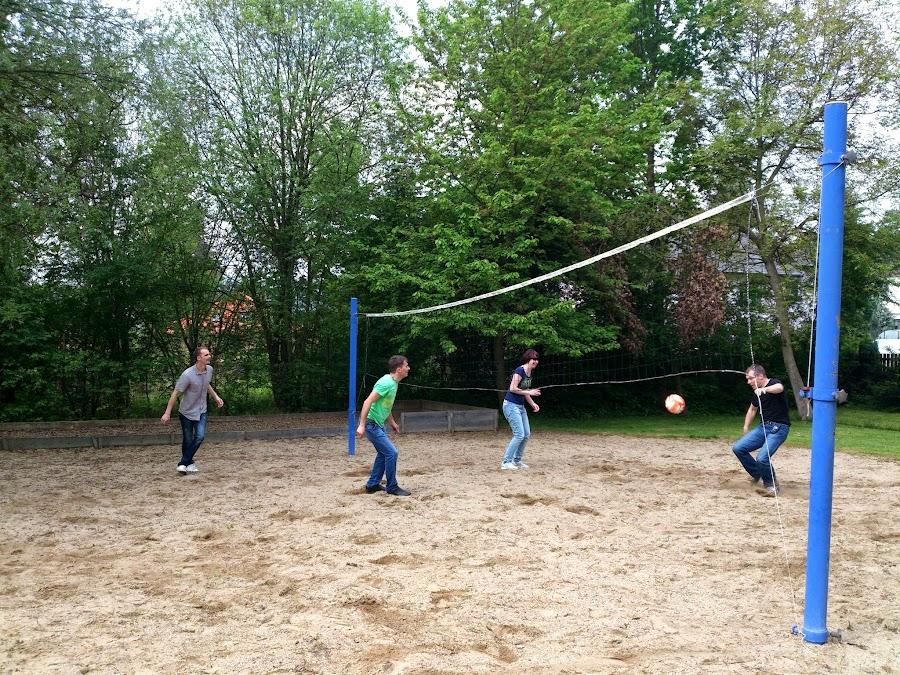 Волейбол в Праге