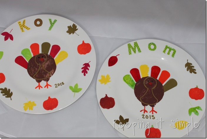 DIY-Thanksgiving-Dinner-Plates Kids Craft (12)