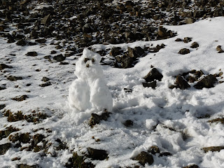 Another snowman