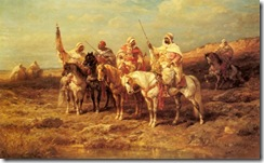 19654_Arab_Horsemen_by_a_Watering_Hole_f