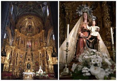 Navarrete, Iglesia Parroquial La Asunción de María