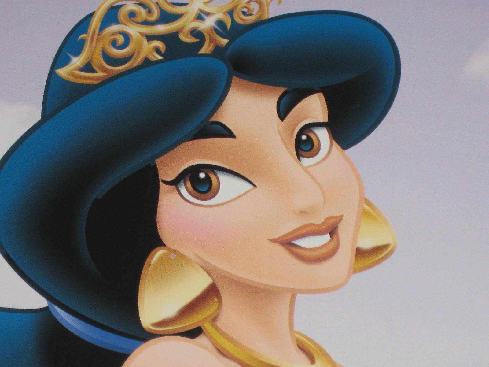 I picked Jasmine from Aladdin