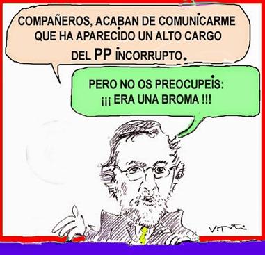 El PP y la corrupción