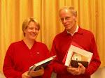 Dr. Eva Brandauer und Dr. Joseph Feldner