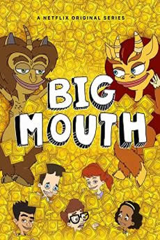 Baixar Filme Big Mouth 2ª Temporada (2018) Dublado Torrent Grátis