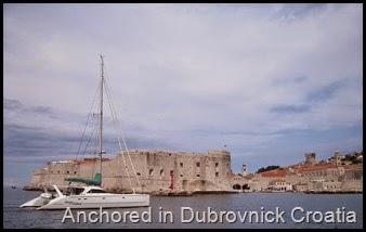GWTW outside Dubrovnik, Croatia