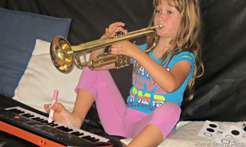 Trumpet-Keyboard
