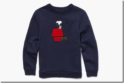 LACOST X PEANUTS 2015 - Pullover sweater