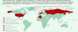 L'Algérie est dans le top 10 des pays ciblés par des malwares mobiles, selon Kaspersky