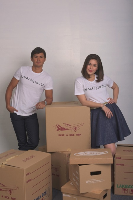 Matteo Guidicelli and Shaina Magdayao for Single Single