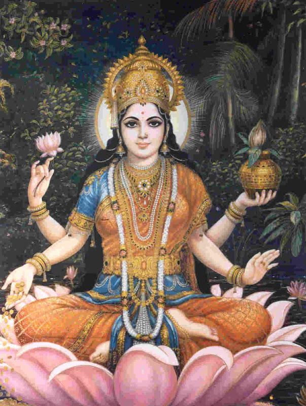 Lakshmi Forest, Goddesses