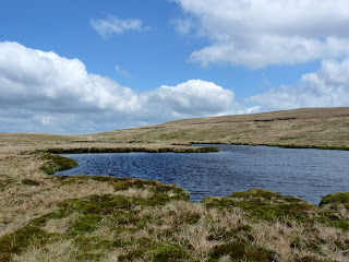 Tarn near Artlecrag Pike