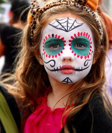 halloween-infantil-niños-maquillaje-pintacaras-disfraz-katrina
