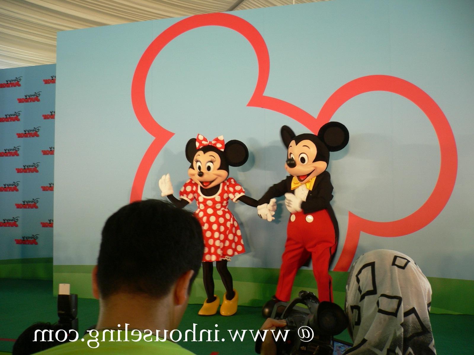 Mickey and Minnie, how i wish