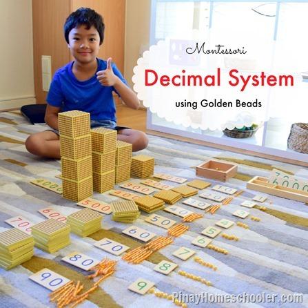 MontessoriDecimalSystem