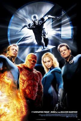 Bộ Tứ Siêu Đẳng 2: Chiếc Ván Bạc - Fantastic Four 2: Rise Of The Silver Surfer