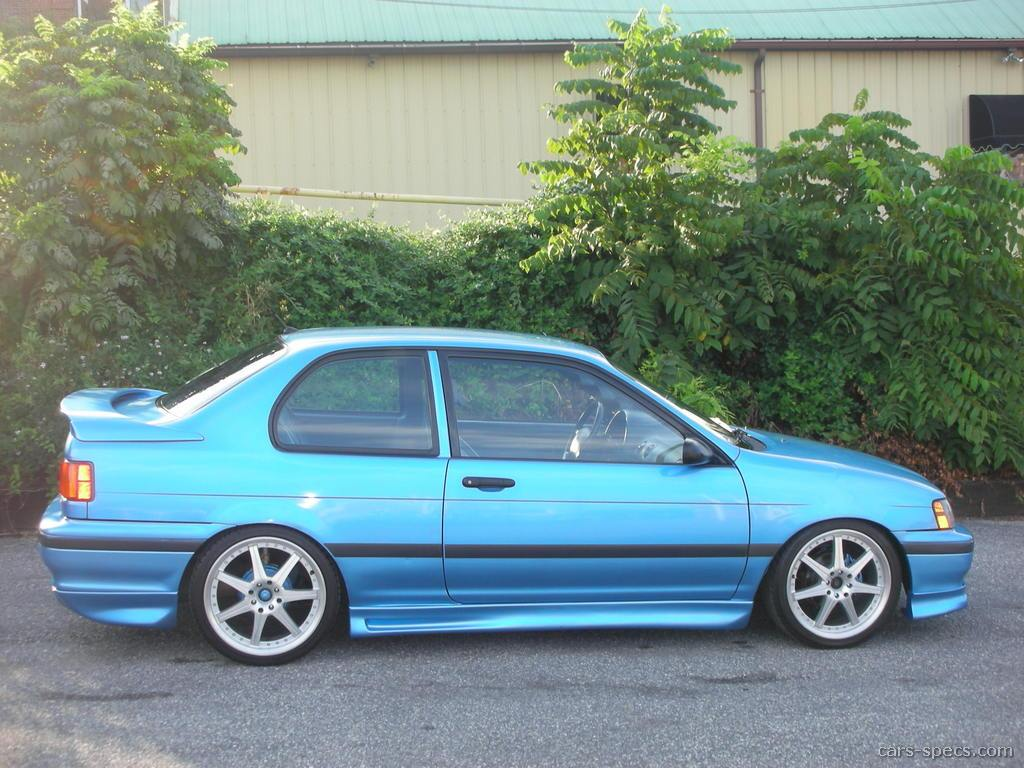 1993 toyota tercel coupe specifications pictures prices. Black Bedroom Furniture Sets. Home Design Ideas