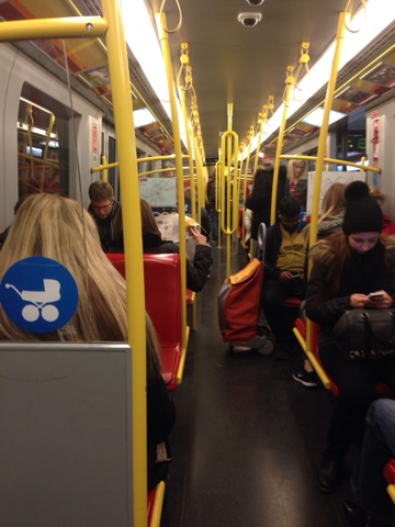 Vienna U bahn, what to do in Vienna, a day in Vienna, 24 hours in Vienna, Austria tips, beauty, amazing, europe,