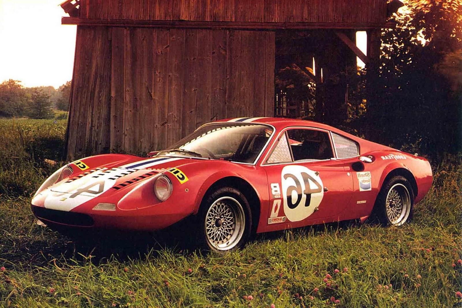 goodoldvalves: Ferrari Dino