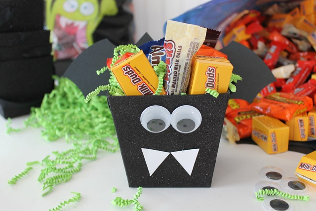 candy treat box tutorial
