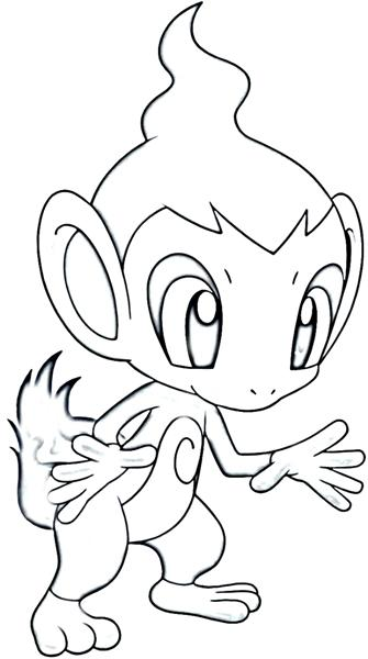coloring pages of pokemon - Pokemon coloring pages
