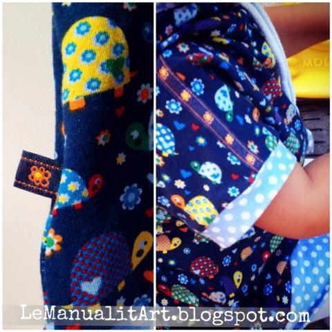 prendas de ropa de niños hand made