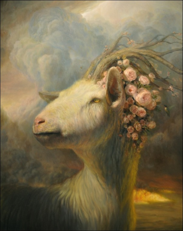 Martin Wittfooth - The Devil's Playground