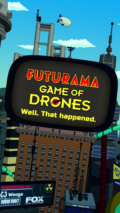 Futurama: Game of Drones Screenshot 4