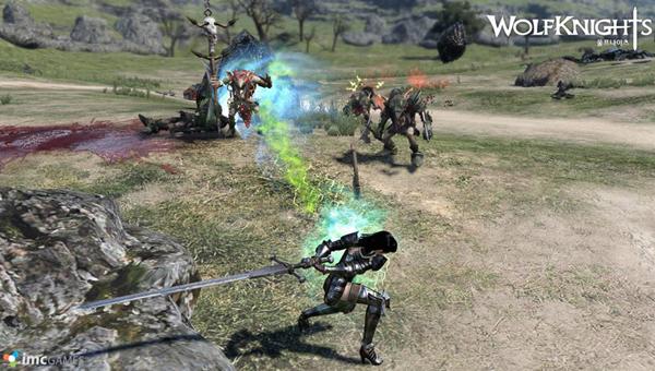IMC Games công bố hình ảnh mới của Wolf Knights 3