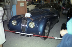 1985.09.22-058.15 Jaguar X5 140 Le Mans