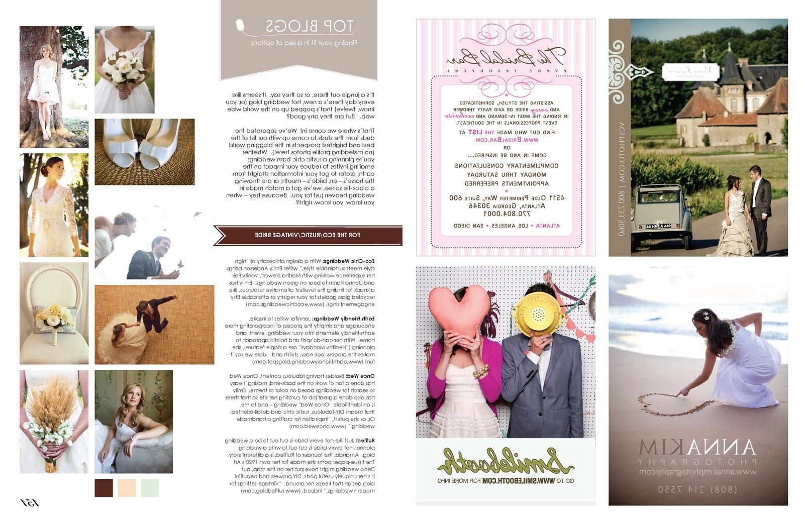 Featured in Southern Weddings