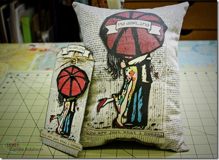 My Darling Pillow