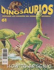 P00061 - Dinosaurios #61