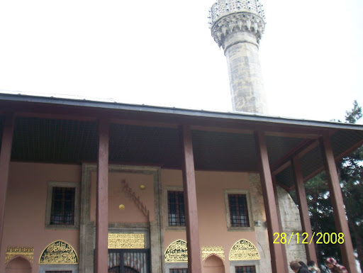 Takkeci İbrahim Ağa Camii-Topkapı