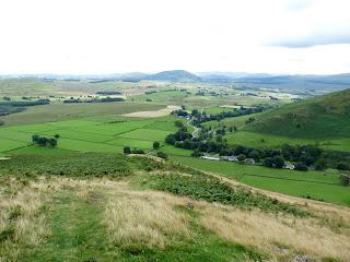 Nearing Mungrisedale