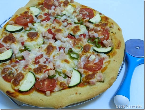pizza tritordeum espe saavedra