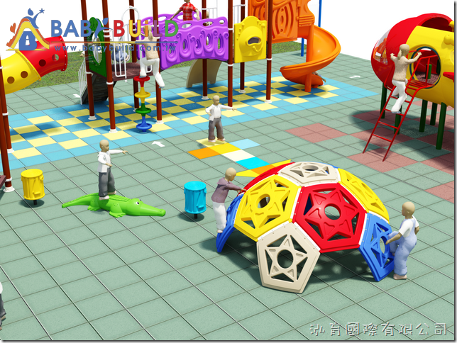 BabyBuild遊樂設施規劃