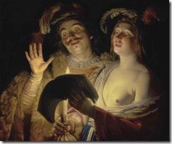 Gerrit-van-Honthorst-The-Duet