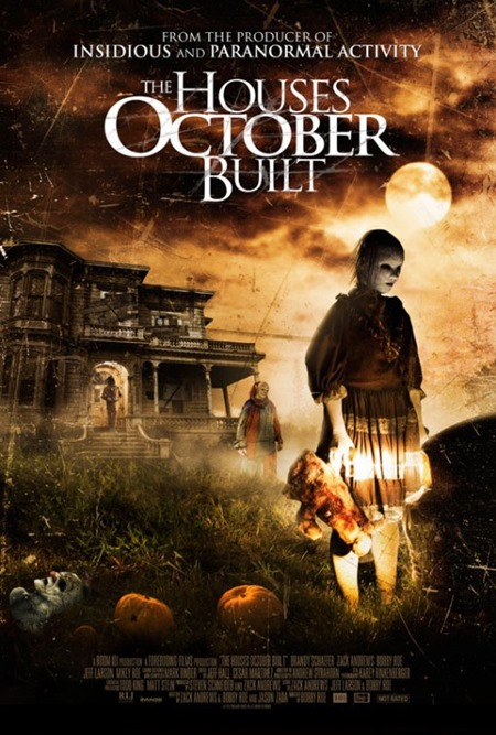 The houses october built movie review